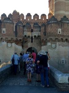"""El """"contrapoder"""" en el Mundo Antiguo - Visita Castillo de Coca"""